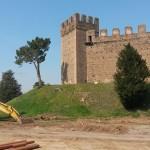 Riqualificazione giardini del castello di Villafranca
