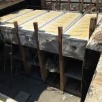 Realizzazione 7° lotto blocco A cimitero di Lonigo
