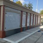 Realizzazione 7° blocco loculi cimitero di Lonigo
