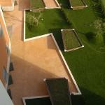 Giardino pensile Istituto Anziani Verona