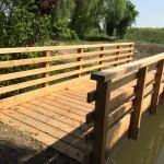 Realizzazione ponti oasi del Busatello Gazzo Veronese