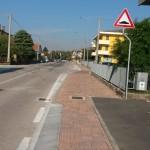 Riqualificazione percorso pedonale Via Dei Placco - Casale di Scodosia