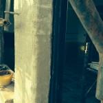 lavori di miglioramento sismico scuola elementare Ronco all'Adige