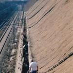Lonato del Garda (BS) - Realizzazione embici per smaltimento acque piovane linea ferroviaria Milano Venezia