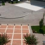 Riqualificazione piazza Roma Ronco all'Adige